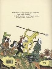 Verso de Les contes du Marylène -2- Cixtite impératrice