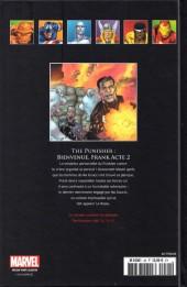 Verso de Marvel Comics - La collection (Hachette) -2022- The Punisher - Bienvenue Frank acte 2