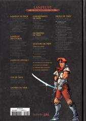 Verso de Lanfeust et les mondes de Troy - La collection (Hachette) -48- Trolls de Troy - Comme un vol de Pétaures