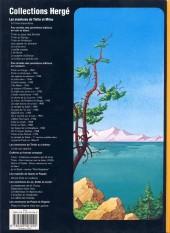 Verso de Tintin - Divers -C3b11- Tintin et le lac aux requins