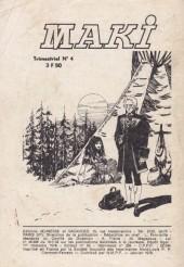 Verso de Archie (Jeunesse et Vacances) -40- L'île de la peur