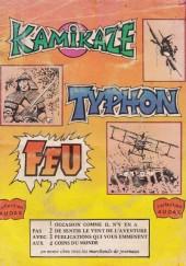 Verso de Typhon -17- Le peloton perdu