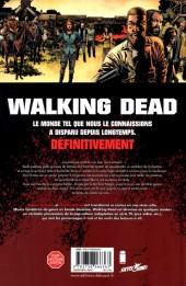 Verso de Walking Dead -22- Une autre vie