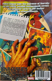 Verso de Tales of the Marvels -INT- Marvels Companion