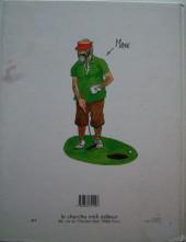 Verso de Le golf de Mose -1- le golf de Mose