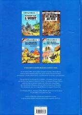 Verso de Les tuniques Bleues - L'Intégrale -1- L'Intégrale 1