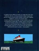 Verso de Tintin - Divers -63'- Tintin et la mer - Historia HS
