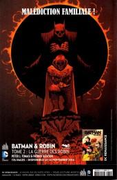 Verso de Batman Saga -31- Numéro 31