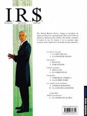 Verso de I.R.$. puis I.R.$ -3a2006- Blue Ice
