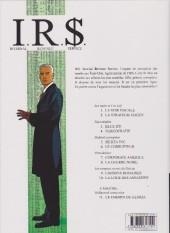 Verso de I.R.$. puis I.R.$ -4a2009- Narcocratie