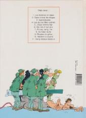 Verso de Les femmes en Blanc -9a1993- Piquées de grève