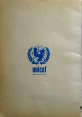 Verso de (AUT) Pratt, Hugo (en italien) -TL- Cartoon for UNICEF : 1979 International Year of the Child
