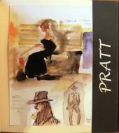 Verso de (AUT) Pratt, Hugo (en italien) -Cat TL- Femineus