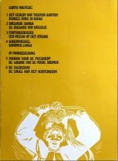 Verso de Corto Maltese (en néerlandais) -4- Godenvoedsel - Bananen-Conga