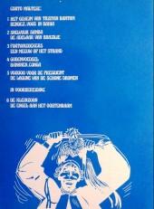 Verso de Corto Maltese (en néerlandais) -5- Voodoo voor de president - De lagune van de schone dromen