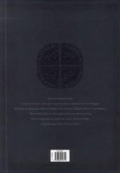 Verso de Les forêts d'Opale -INT4- Les Dents de pierre + Les hordes de la nuit