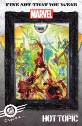 Verso de Death of Wolverine: The Logan Legacy (2014) -5- Issue 5