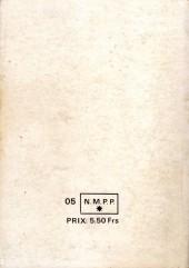 Verso de Yuma (1re série) -Rec041- Album N°41 (du n°161 au n°164)