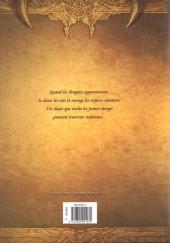 Verso de La geste des Chevaliers Dragons -INT03- Intégrale 3
