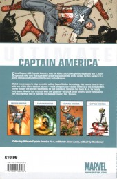 Verso de Ultimate Captain America (2011) -INT- Ultimate Captain America