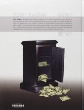 Verso de La banque -3- Deuxième génération 1857-1871 : Les comptes d'Haussmann
