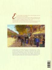 Verso de Vincent et Van Gogh - Tome 1