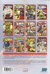 Verso de X-Men (L'intégrale) -5INTb2013- X-Men : L'intégrale 1981