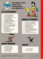 Verso de Les schtroumpfs -8b79- Histoires de schtroumpfs