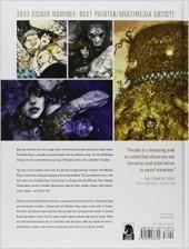 Verso de (AUT) Terada, Katsuya - Dragon Girl and Monkey King: The Art of Katsuya Terada