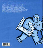 Verso de (DOC) Études et essais divers - Primé à Angoulême : 30 ans de bandes dessinées à travers le palmarès du festival