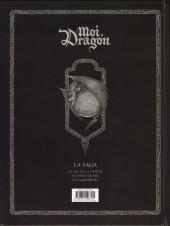 Verso de Moi, Dragon -INT- La saga