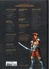 Verso de Lanfeust et les mondes de Troy - La collection (Hachette) -6- Lanfeust de Troy - Cixi impératrice