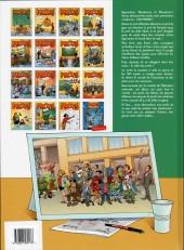 Verso de Les profs -2a2013- Loto et colles