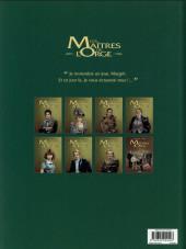 Verso de Les maîtres de l'Orge -2b2014- Margrit, 1886