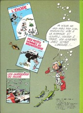Verso de Les petits hommes -4a1975- Le lac de l'Auto