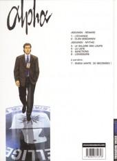 Verso de Alpha (Lombard) -2b2003- Clan Bogdanov