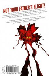 Verso de Omega Flight (2007) -INT- Alpha to Omega