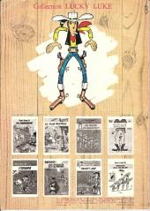 Verso de Lucky Luke -31a77- Tortillas pour les Dalton