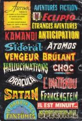 Verso de Le vicomte (Comics Pocket) -5- Joue, Vicomte