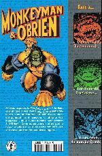 Verso de Planète Comics (2e série) -7- Monkeyman & O'Brien