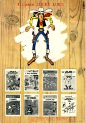 Verso de Lucky Luke -10b82- Alerte aux Pieds-Bleus
