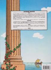 Verso de Alix -16b1999- La tour de Babel