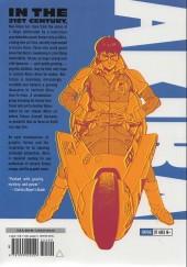 Verso de Akira (2009) -2- Volume 2