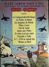 Verso de Buck Danny -17'- Buck Danny contre Lady X