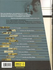 Verso de Être là avec Amnesty international - Être là avec Amesty international