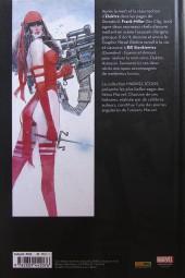 Verso de Elektra (Marvel Icons) - Elektra