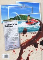 Verso de Meilleur Job du monde (le) -3- Le Cobaye