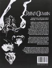Verso de Courtney Crumrin -INTNB2- Intégrale Volume 2