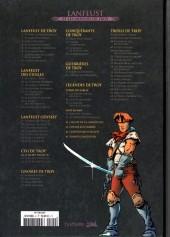 Verso de Lanfeust et les mondes de Troy - La collection (Hachette) -24- Cixi de Troy - Le secret de Cixi (1re partie)