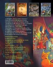 Verso de Histoires et Légendes Normandes -INT- Compilation - L'Empreinte du Malin - Les Belles et les Bêtes